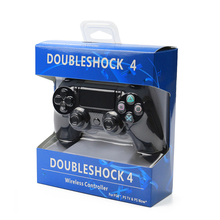 20 pcs PS4 Controller Double Shock Vibration Bluetooth Joystick Gamepads Wireless Gamepad For Playstation 4
