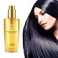 Marruecos Aceite de Argan 120 ML botella de tratamientos del cuero cabelludo queratina del cabello tratamiento para el cabello para el daño a reparar el cabello alisado queratina del pelo