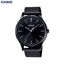 Наручные часы Casio LTP-E140B-1A женские кварцевые на браслете