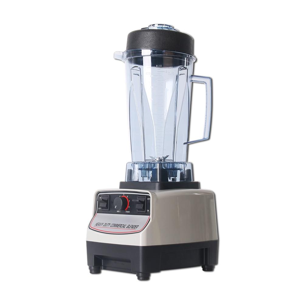 ITOP Heavy Duty Commercial Blender Machine BPA Free Professional Blender Mixers Fruit Juicer Food Processors EU/UK/US Plug