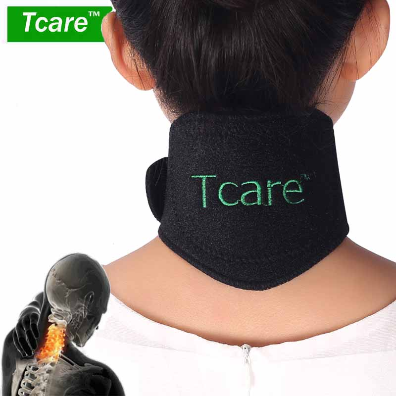 1 Pcs Tourmaline Self-heating Neck Brace Pad Magnetic Therapy Belt Support Spontaneous Heating braces