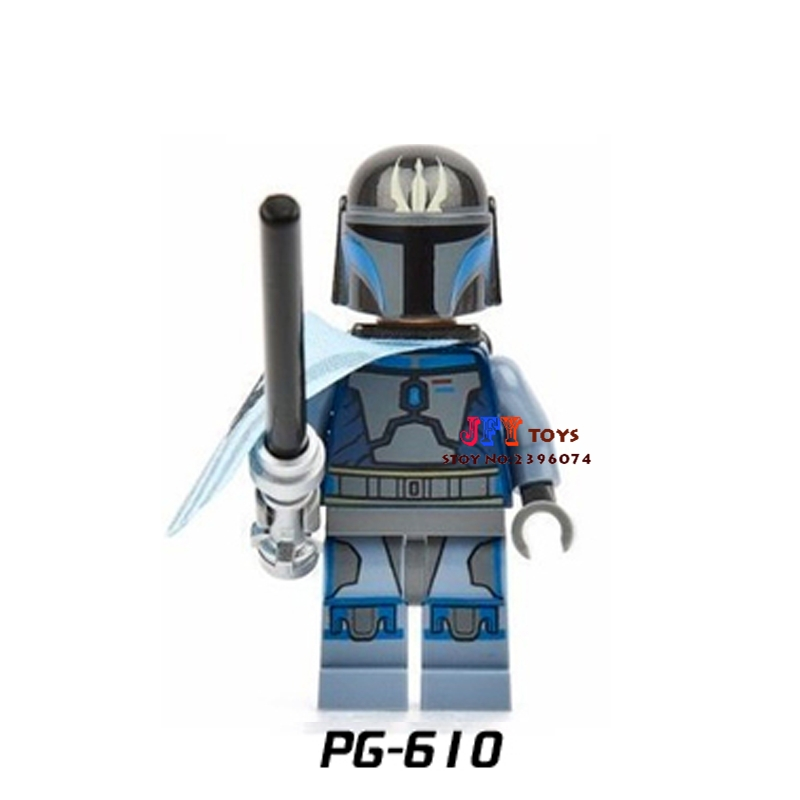 Single Sale star wars superhero SW416 Pre Vizsla building blocks model bricks toys for children brinquedos menino single sale star wars superhero decool green lantern building blocks model bricks toys for children brinquedos menino