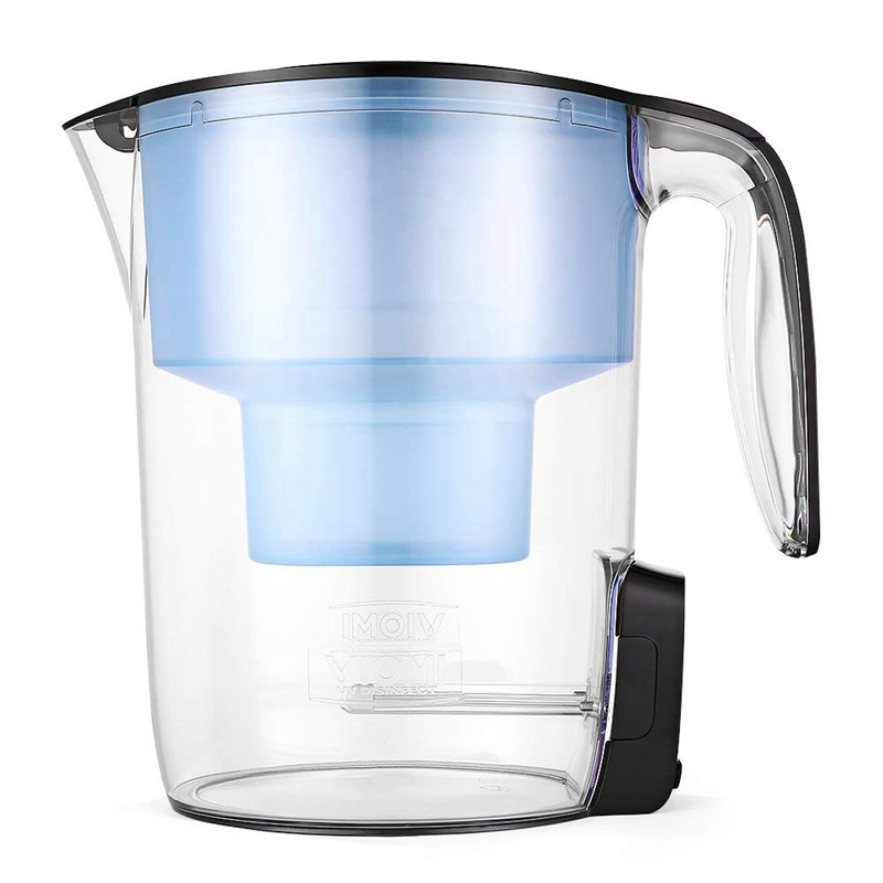 Permalink to Hot TOD-Viomi Vh1Z – A 3.5L Smart Uv Disinfection Multi Effect Water Filters Pitcher 7-Stage 360-Degree Water Filtration Water