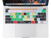 XSKN Smart Skin For Ableton Live Shortcut Design Tutorial Silicone Keyboard Cover Sticker For Macbook 12