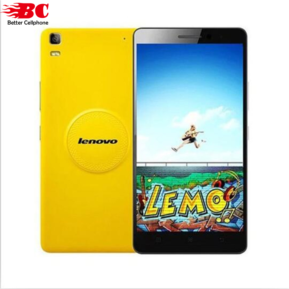 Original Lenovo K3 Note K50-T5 MTK6752 Octa Core FDD LTE 4G 2G RAM 16G ROM 5.5 inch FHD 1920x1080P 13MP 3000mAh Android5.0 Phone