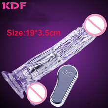 Realistic Penis With Suction Cup 12 Speed Vibrating Rotating Dildos Adult sex toys for woman penis, Sex Products dildo vibrator