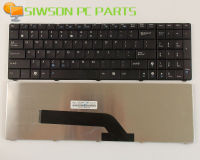 New Genuine Keyboard US Version For ASUS K70 K70AC K70AE K62 K62F K62JR K62F X5D X5DI X51 Laptop
