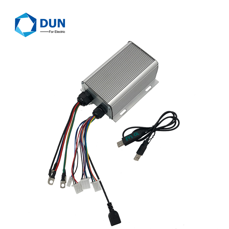 Sabvoton SVMC7245 72V Easy To Install 1kw 45A Small Programmable Dc Motor Controller For E-bike