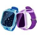 Crianças smart watch ds18 criança gps relógio do telefone do cartão sim wi-fi Rastreador Localizador Anti-Perdido Relógio de Pulso Para iOS Android Crianças PK GT08