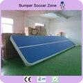 Envío libre 6*2 de aire inflable estera de gimnasio, pista de aire inflable tambleado en venta (libre de una bomba)