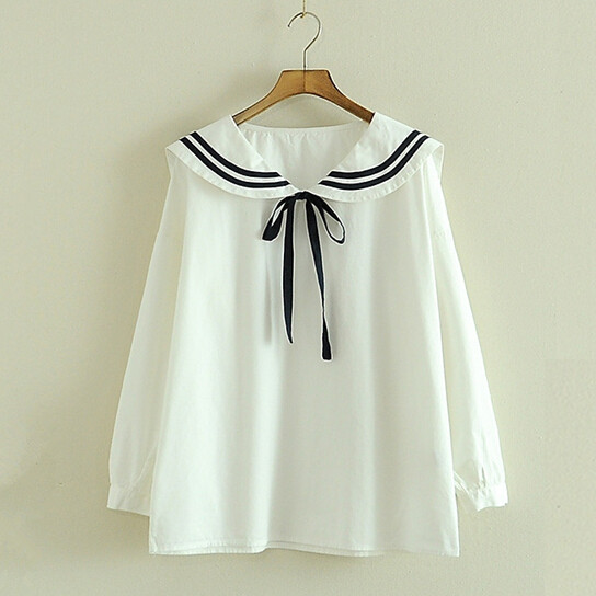 Womens Sailor Shirt