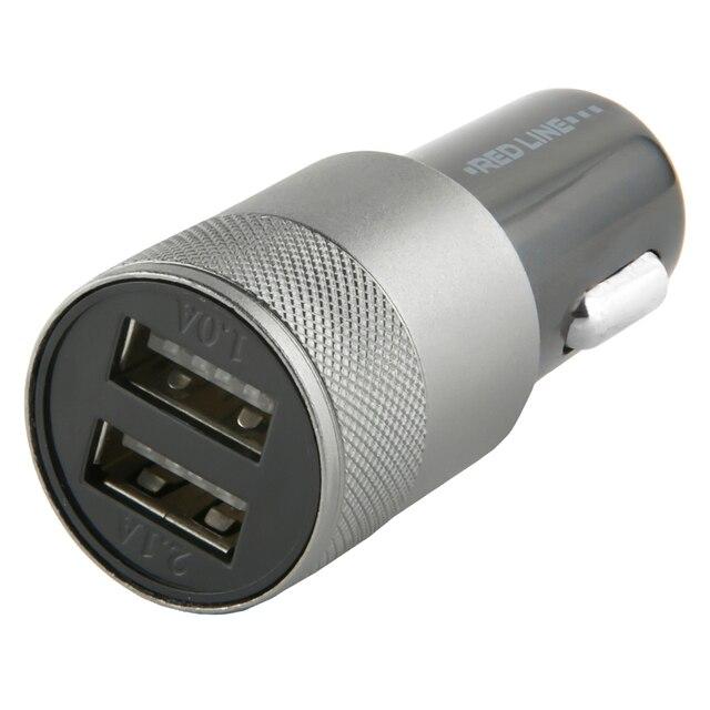 Автомобильное зарядное устройство Red Line UT000010219
