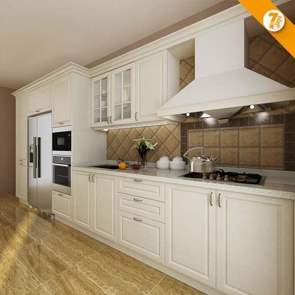 Online Shop 7 Days Delivery Custom Modular Kitchen Furniture Design