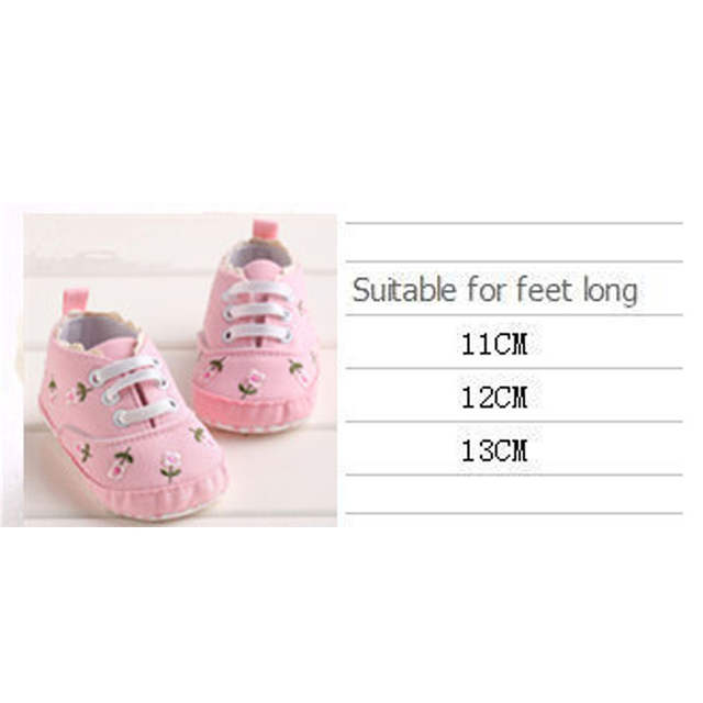 4ff9b3c7def13 Babies Shoes For Baby Girl Spring White Pink Flowers Baby Shoes Female Baby  Toddler Shoes A14LLR
