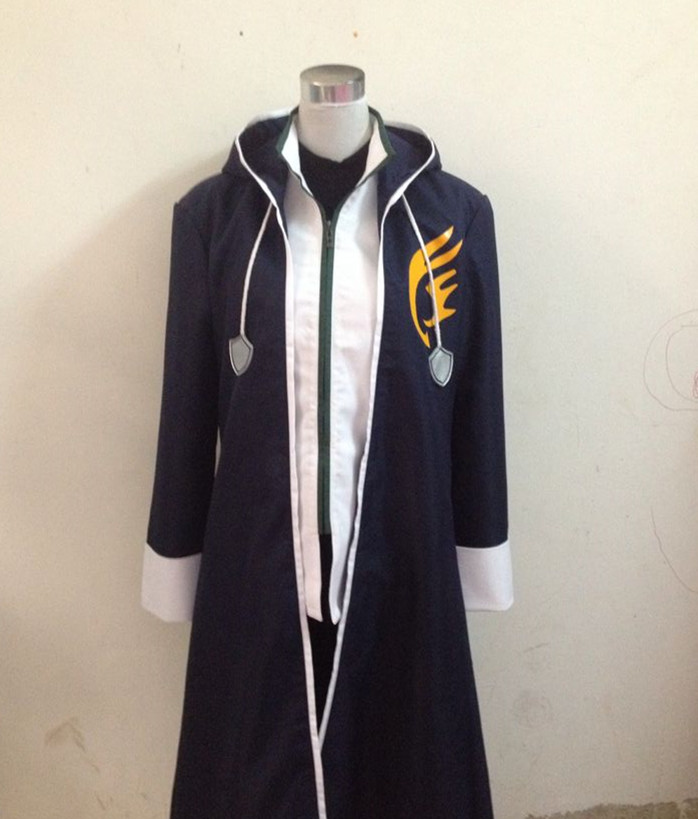 Fairy Tail Anime cartoon Halloween party cos Jellal Fernandes male Cosplay costumes set Can be tailored