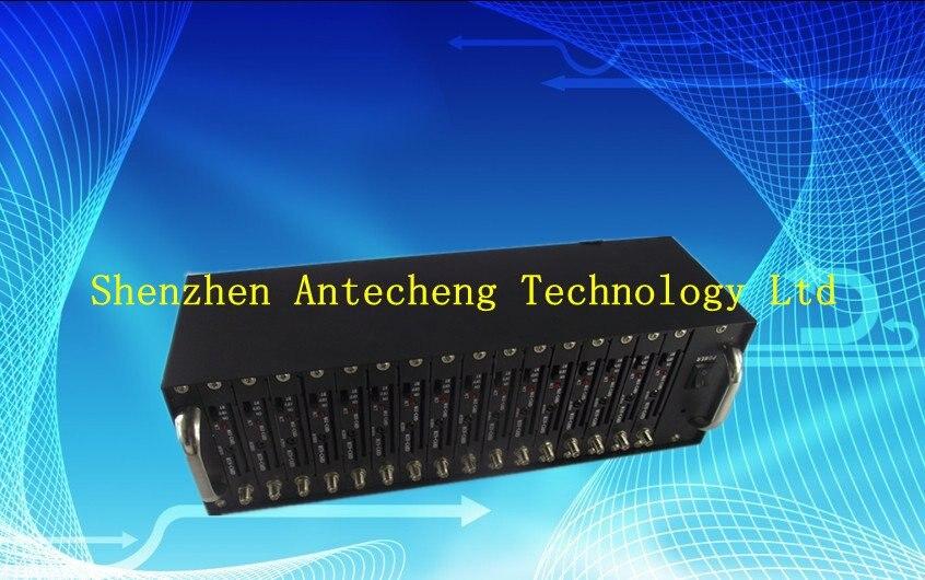 16 port modem pool Q2403 dual band
