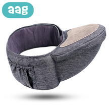 AAG Ergonomic Baby Carrier Adjustable Toddler Front Holder Wrap Belt Waist Stool Walker Hipseat Sling Hip Seat