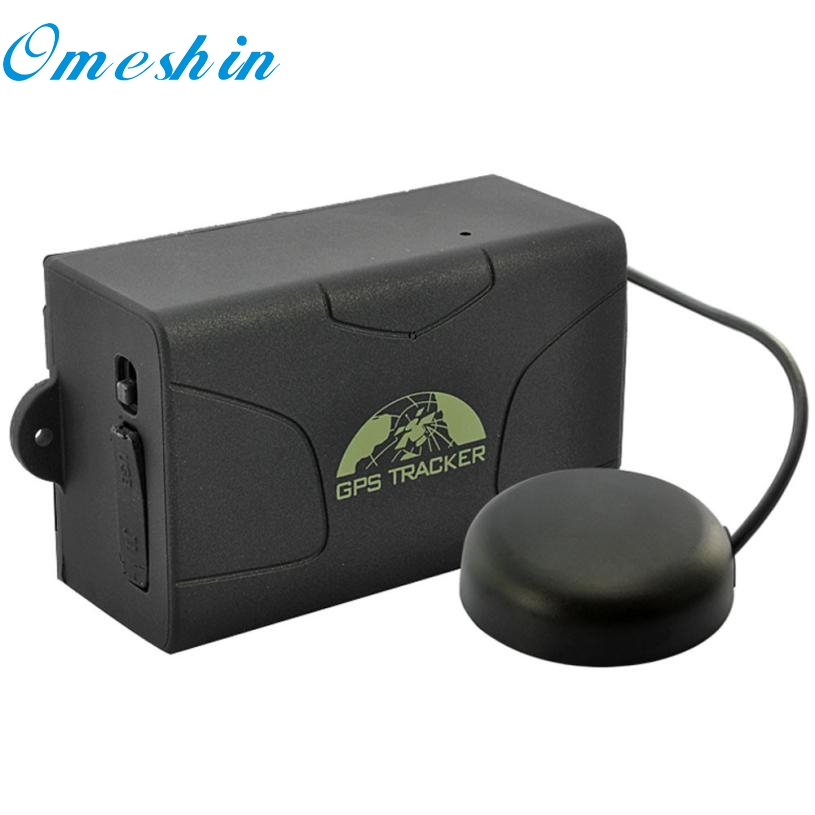 New Arrival Mini Real-Time GSM GPRS GPS Tracker Car Vehicle Tracking System Device TK104