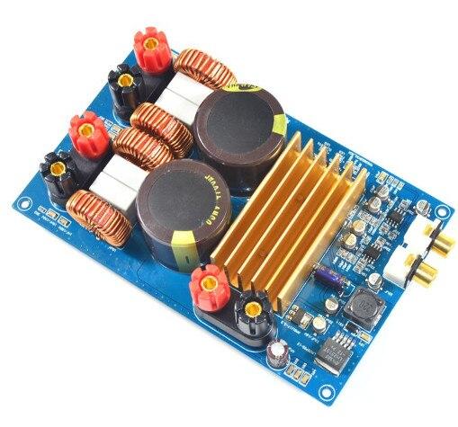 Carte d'amplificateur de puissance numérique Katherin TPA3255 300W * 2 DC48V