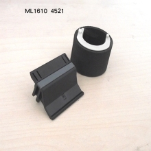 цена на 1set Compatible Paper Pickup Roller for Samsung ML1610 1640 1641 2010 4321 scx 4521 + pad for Xerox PE220 printer parts