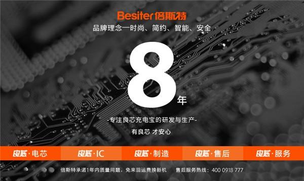 Hot seller Besiter Brand 1000mAh  (2)