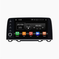 4GB RAM Octa Core 9 Android 8 0 Car Audio DVD Player For Honda CRV CR