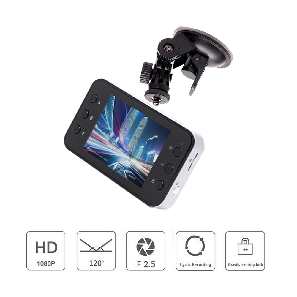 цены Dash Cam DVRs Mini Night Vision Super HD 1080P Car DVR Dashboard Utility Camera Video Recorder Loop Recording Multilingual
