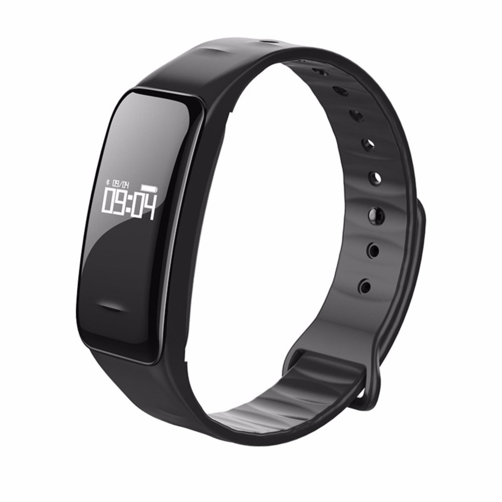 FULCOL V1 Smart WristBand Bracelet Heart Rate Blood Pressure Blood Oxygen Oximeter Measurement Pedometer Calorie sport