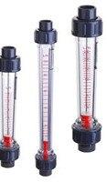 LZS 50 0 4 4m3 H Plastic Tube Type Series Rotameter Flow Meter Tools Measurement Analysis
