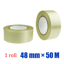 Adhesive Filament Tape, for Heavy Carton Pack, Home Appliance Shipping