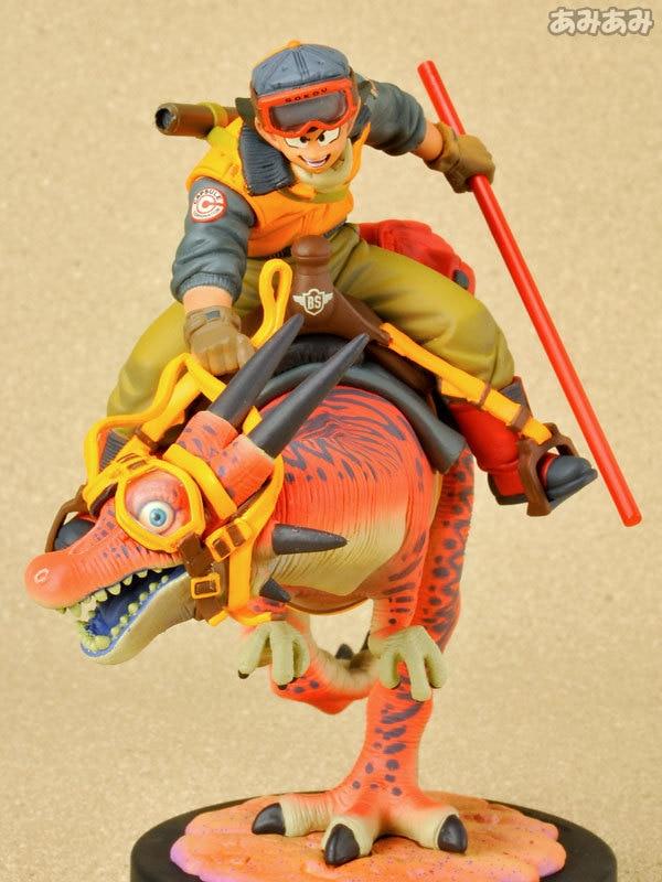 PrettyAngel - Genuine Megahouse DESKTOP REAL McCOY Dragon Ball Z Son Goku 01 PVC Complete Figure 2