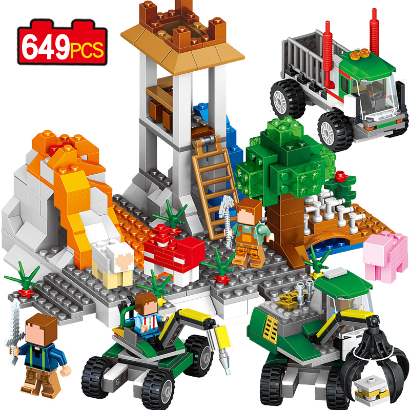 649pcs Volcanic Exploration Mine Car My World Building Bricks Figures Model Compatible With Legoe Action Toy Gift da0lz1mb6e0 for lenovo ideapad z380 laptop motherboard with nvidia geforce gt610m video card