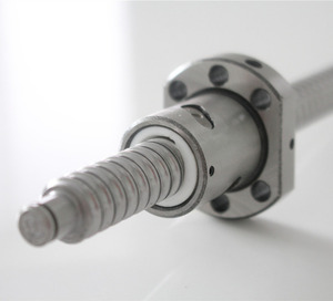 Image 3 - Ballscrew SFU1605 250mm 300 350 400 450 500 600 650 700 900 1000 1200 1500 2000mm w Ballnut Ball Screw RM 1605 End Machined CNC