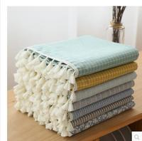 2017 New Arrival Japanese Style Table Cloths With Tissue Cotton Linen Table Cover Protectors Runner Home Textile Toalha De Mesa