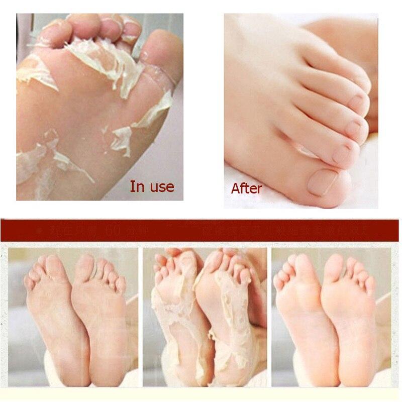 20 pcs = 10pair Exfoliating Foot Kupu-kupu bayi kaki mengupas - Perawatan kulit - Foto 5