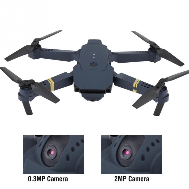 2.4G 4CH 6-Axis Gyro Hover HD RC Quadcopter Drone with WIFI Camera Foldable Drone FPV RTF brings you real flying experience