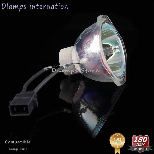 متوافق ELP96 العارض العارية مصباح صالح لإبسون EB 108 2042 990U S39 S41 U05 EB W42 TW5600 TW650 EX X41 VS250 VS350 VS355