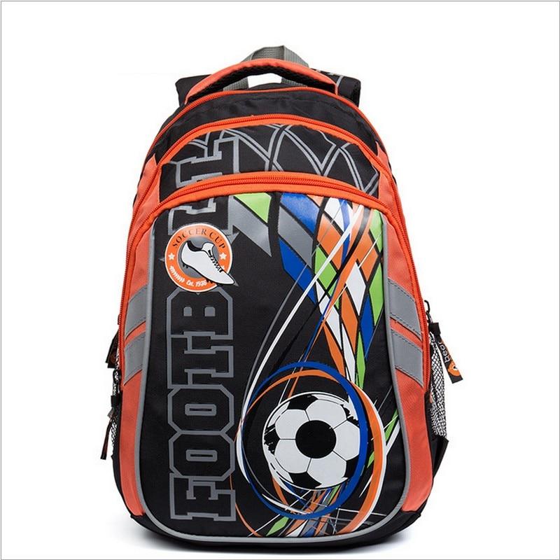 Russia Boys Schoolbags Kids Satchel Child School Backpack Orthopedic Children School Bags For Boys Grade 1-6