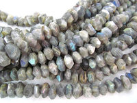 wholesale genuine labradorite beads 10x16mm 2strands 16inch strand ,freeform rondelle abacus faceted blue jewelry beads