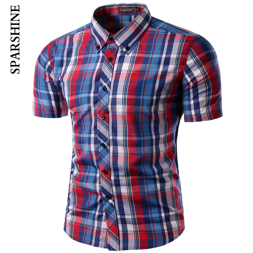 Online buy wholesale designer plaid shirts from china for Buy plaid shirts online