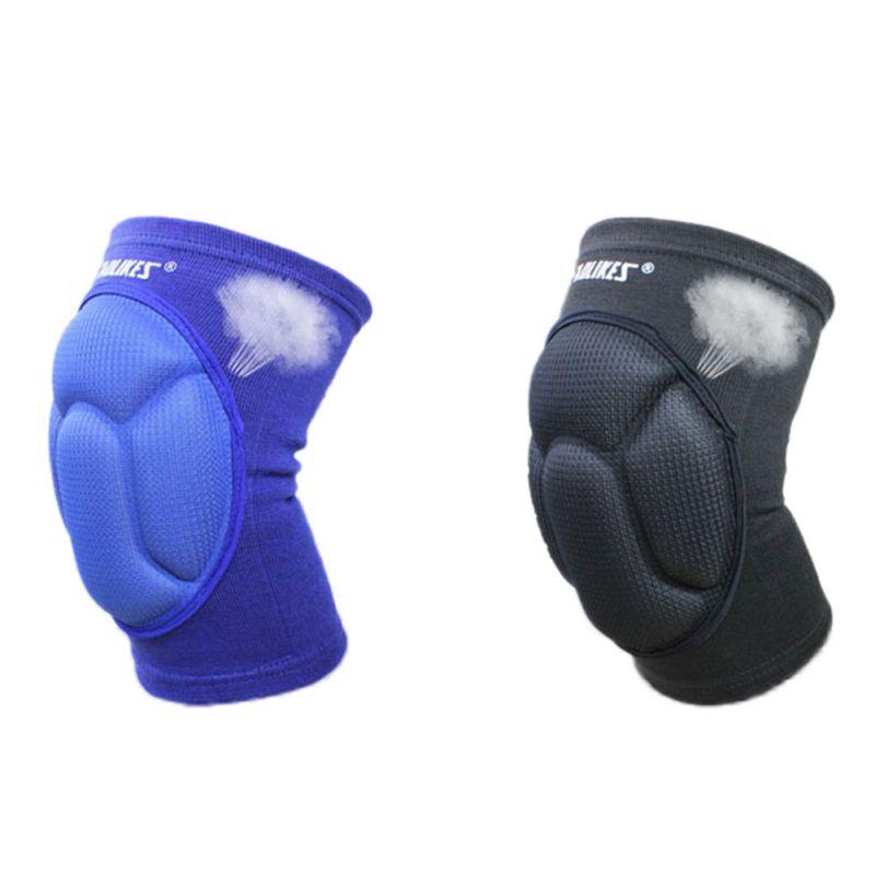 כדורסל כדורגל החלקה רכיבה רפרוף ספוג ספורט כריות רפידות תמיכה זרוע זוג בטיחות ספורט הגנה AOLIKES חדש
