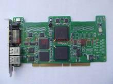 1 ano de garantia New original passou no teste A5838-60101 A5838A SCSI interface + dual 100 Mbps porta de rede