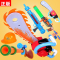 TL TONG LI Genuine Electronic Toy Sounding Shotgun Cartoon Guns for baby boy children toys gift Outdoor Fun & Sports GH488