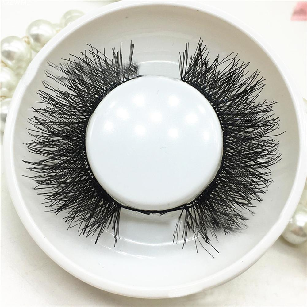 bb1a3accc98 4pcs/pair 3D Magnetic False Eyelashes DIY Handmade Reusable Fake Eyelashes  Natural Long Soft Thick Magnet Eye Lashes Extension-in False Eyelashes from  ...