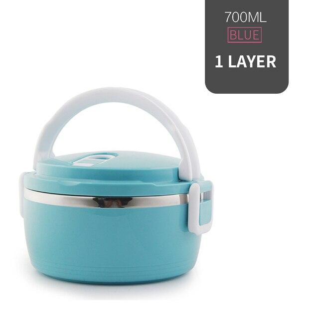 1 Layer Blue Cheap bento boxes 5c6479e2ef006