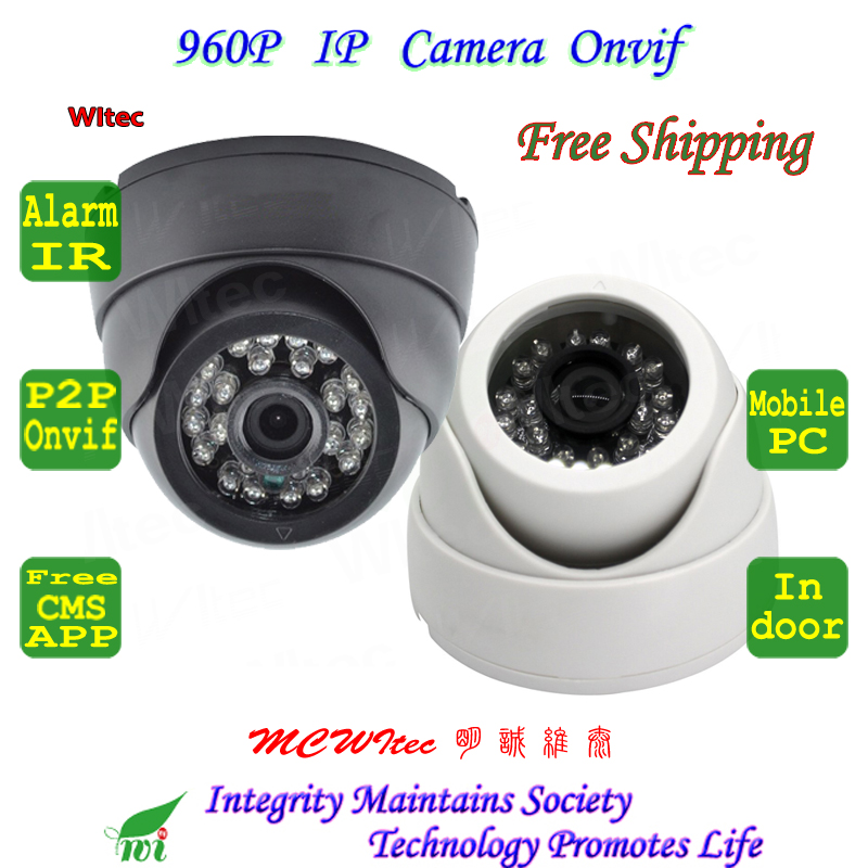 NVSIP HD 960P Indoor IP Camera Security ONVIF IR Cut Night Vision IP Cam Motion Alarm RTSP Privacy Cover Dome CCTV Network 960p dome camera mini 1 3mp ip camera hd with night vision onvif cctv security camera network home ip cam indoor low light
