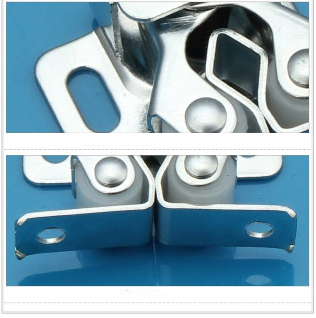 Online Shop 10pcs Cabinet Roller Cupboard Door Latch Magnetic Door