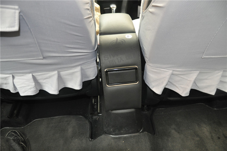 free diggle punch for Peugeot301 car armrest box central console hand box with highly wooden materials