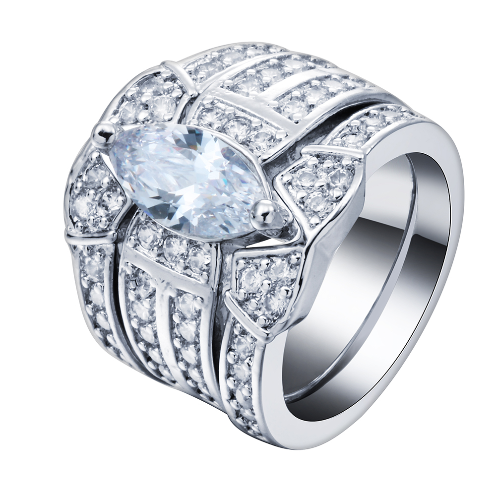 Popular Promise Ring Set-Buy Cheap Promise Ring Set lots from ...