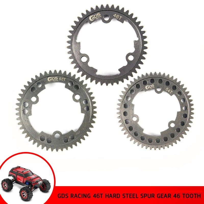 1/5 GDS Racing Stahl Spur Gear 46 T/50 T/54 T Tooths RC Monster Auto Lkw Traxxas xmaxx Zahnrad Für 15 Teile Reifen Zubehör